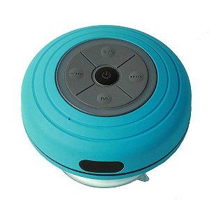 Caixa Acústica Bluetooth, A Prova