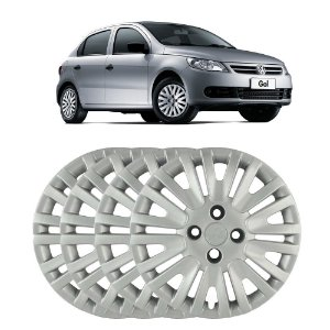Calota Grid Gol G5 Power 09/10 Aro 14""
