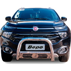 Para-Choque Impulsão Bepo Toro Diesel Preto