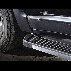 Estribo Bepo Toro Alumínio G3 Polido com Kit Fixação