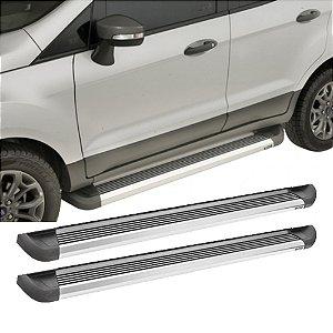 Estribo Bepo Ecosport 13 Alumínio G2 Polido Com Fixação