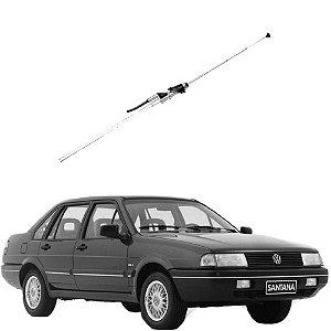 Antena de Para-Lamas Olimpus 4 Estágios Cromada VW Até 94