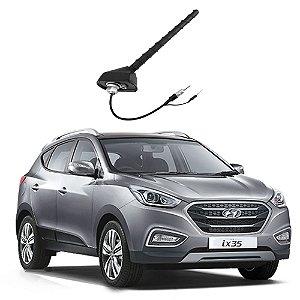 Antena Teto Traseira 60° Hyundai Amplificada