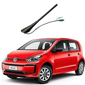 Antena Teto Traseira 60° VW Amplificada