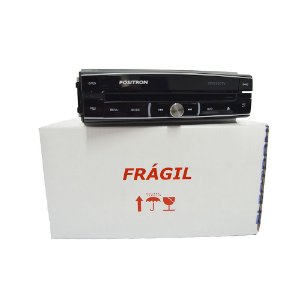 Dvd Player Auto Positron SP6700 7 Touch TV - Remanufaturado