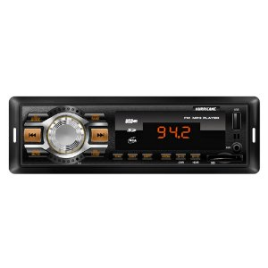 Rádio Hurricane FM/USB HR 412 4x18W