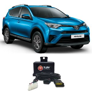 Módulo Engate Plug And Play RAV4 A Partir 2017