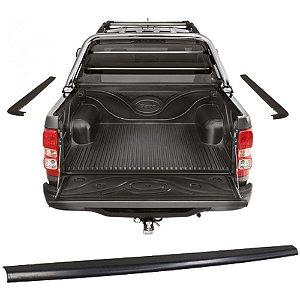 Kit Proteção de Caçamba Para S10 Cabine Dupla A Partir 2012