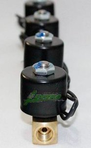 Pack 4 Válvulas 8 mm - Montadas