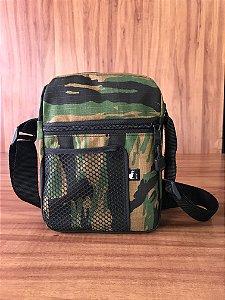 Shoulder Bag Floresta Camuflada