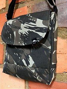 Shoulder Bag  Tampa Camuflado Deserto