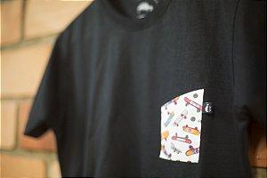 Camiseta Gio Preta