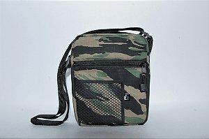 Shoulder Bag Camuflada Verde