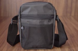 Shoulder Bag  Cinza
