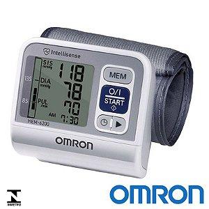 Aparelho de Pressão Arterial Automático de Pulso Omron HEM-6200