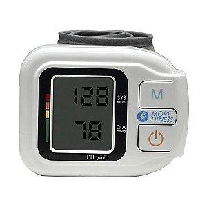 Medidor De Pressão Digital Automático de Pulso More Fitness MF-368