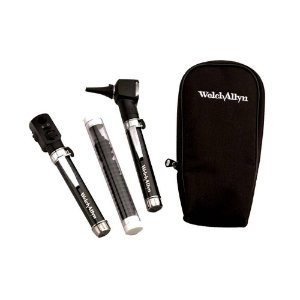 Kit Otoscópio E Oftalmoscópio - Welch Allyn - Pocket Junior - 95001