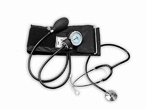 Esfigmomanômetro Quanta Com Estetoscópio Qtmpa30
