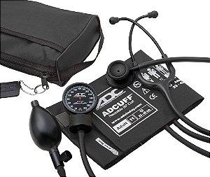 Estetoscópio + Esfigmomanômetro Pro's Combo ADC