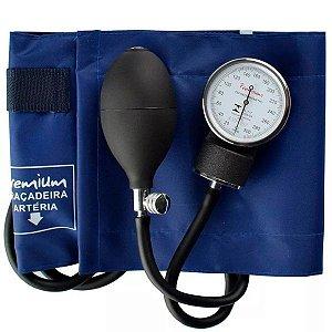 Esfigmomanômetro Premium - Azul