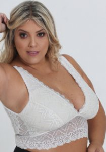 Top Quartzo - Plus Size