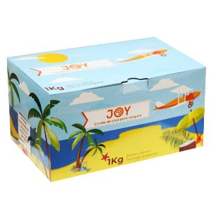 CARVÃO JOY HEXAGONAL 1KG