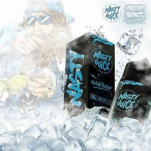 Nasty Juice High Mint 60ML 0MG e 3MG