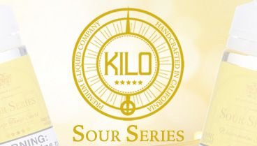 E-juice Kilo Sour Series 0MG 100ML