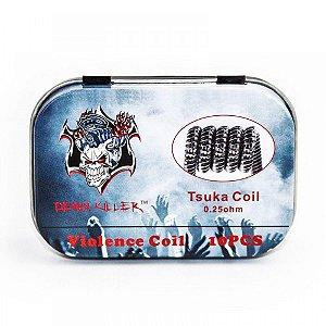 Coil Demon Killer Tzuka 0.25 ohm