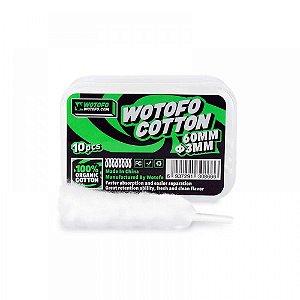 Cotton Vape Wotofo 3mm