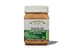 Pasta de Amendoim Natural (sem adição de açúcar) - 390g