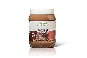 Pasta de Amendoim com Alfarroba (sem adição de açúcar) - 1,1Kg