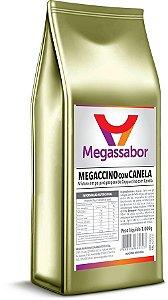 MEGACCINO COM CANELA 1KG