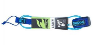 LEASH EVOS SURFING COMP 6'x5MM AZUL