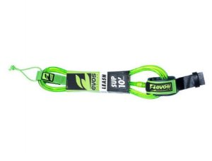 LEASH EVOS SURFING STAND UP PADDLE 10'x8MM VERDE