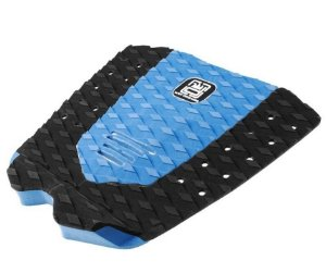 DECK PARA PRANCHA DE SURF WET DREAMS PROGRESSIVE PRETO E AZUL