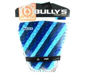 DECK PARA PRANCHA DE SURF BULLY'S MODELO  2PART AZUL