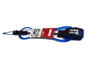 LEASH WET DREAMS CLASSIC LINE 6'X5MM AZUL