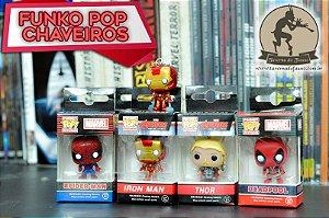 Funko Pop Chaveiros