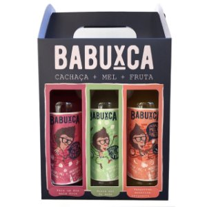 Kit Babuxca | 03 Sabores | 275ml