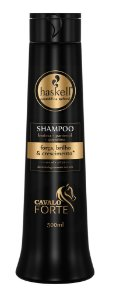 Shampoo Haskell Cavalo Forte - 500 ml