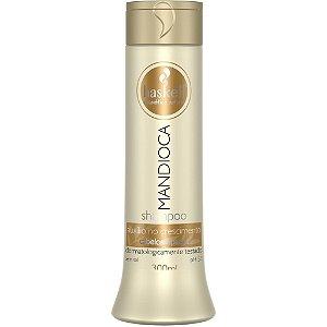 Shampoo Haskell Mandioca - 300 ml