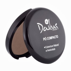 Pó Compacto Dailus Nº. 14 - Toffe