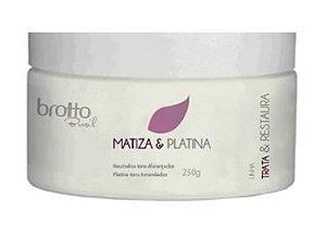 Máscara Matiza & Platina - 250 g