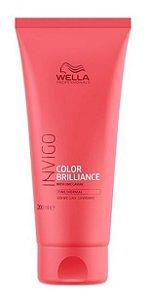 Condicionador Wella Invigo Color Brilliance - 200 ml