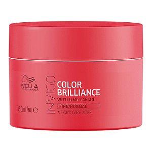 Máscara Wella Invigo Color Brilliance  - 150 ml