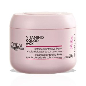 Máscara L'Oreal  Vitamino Color A-OX  - 200 g