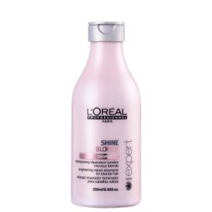 L'Oreal Professionnel Shine Blonde Shampoo - 250ml