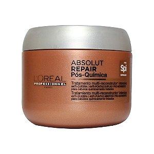 L'Oréal Professionnel Absolut Repair Pós Química - Máscara de Tratamento - 200g