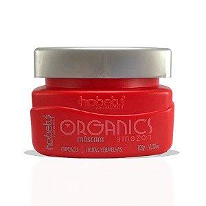 Máscara Hobety Organics Amazon Cupuacú / Frutas Vermelhas - 300 G